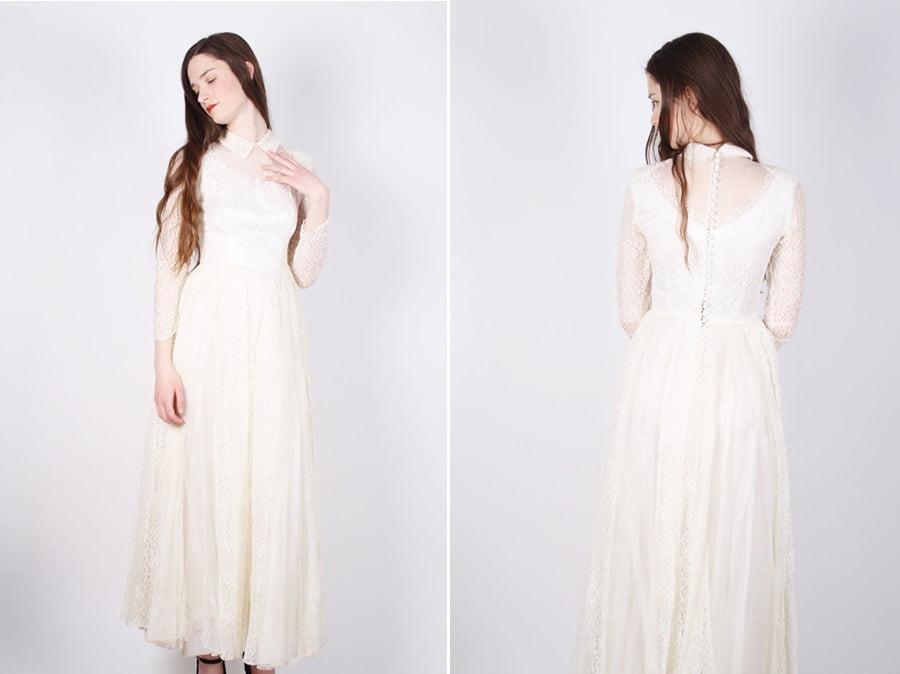 bohemian-40s-vintage-wedding-dress-etsy-budget