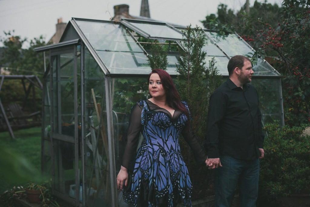 Fine Art Pre-Wedding Photography Edinburgh