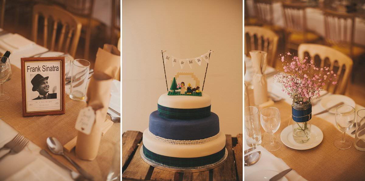 DIY wedding cake flowers photographer