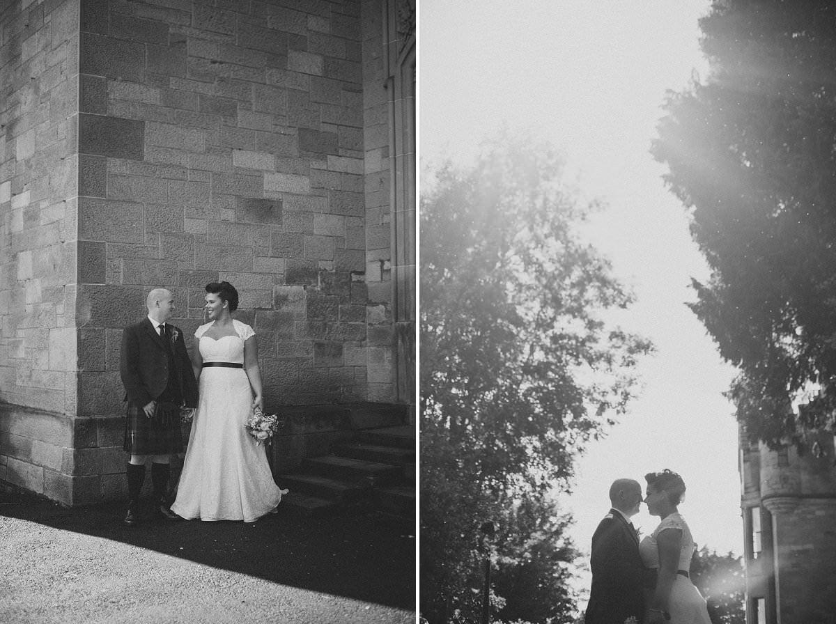 castle stirling wedding photography