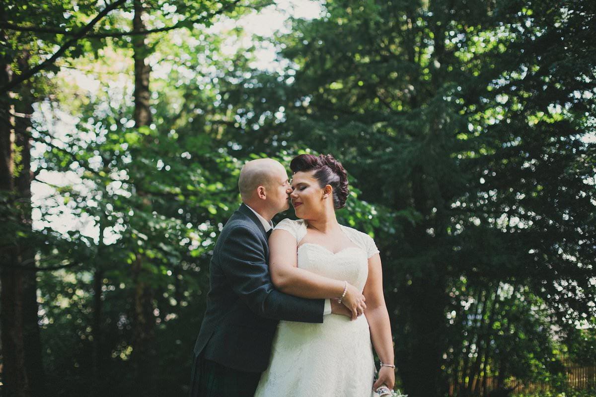 stirling wedding photographer