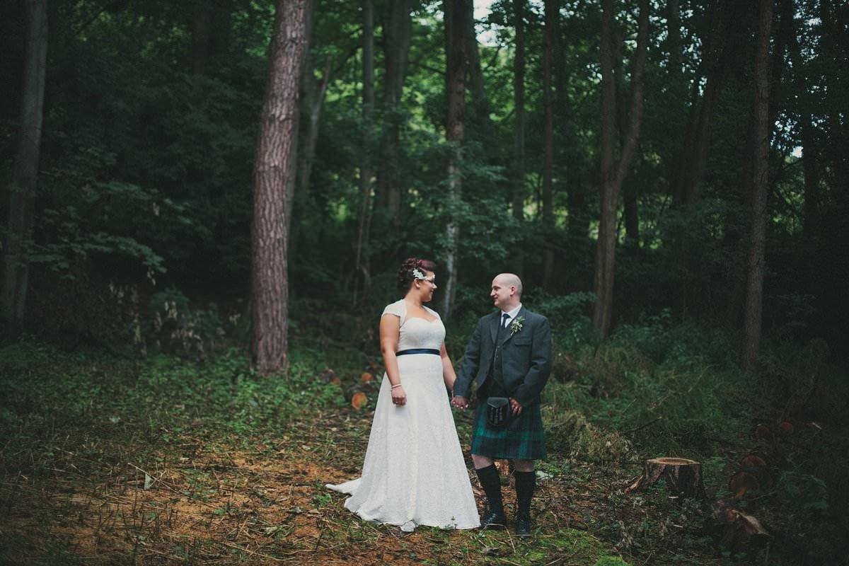 artistic stirling wedding photographer
