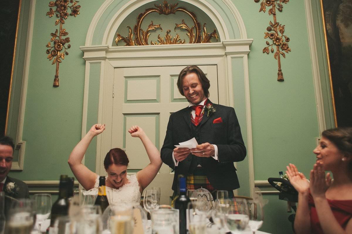 oxenfoord castle wedding speeches