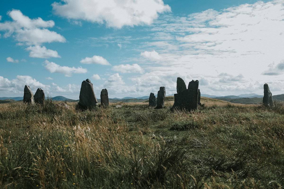 callanish stones wedding photographer