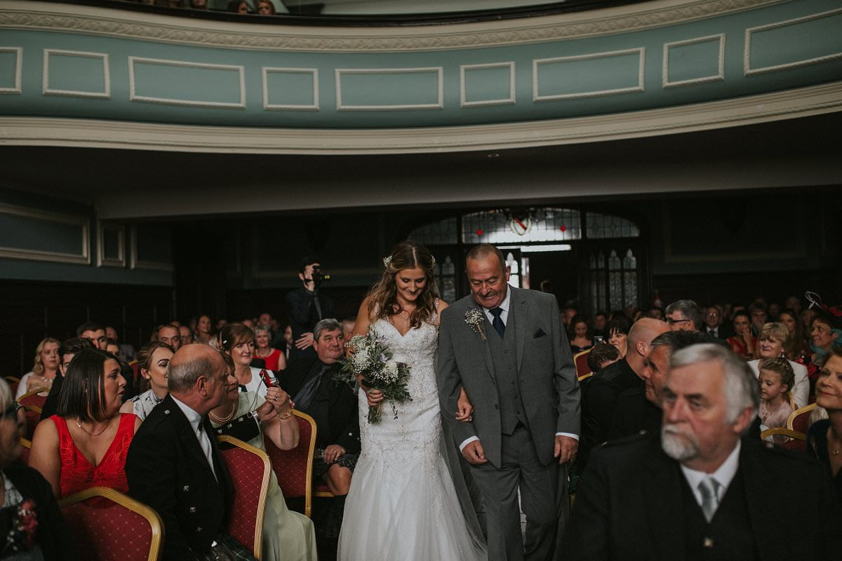 stornoway town hall wedding