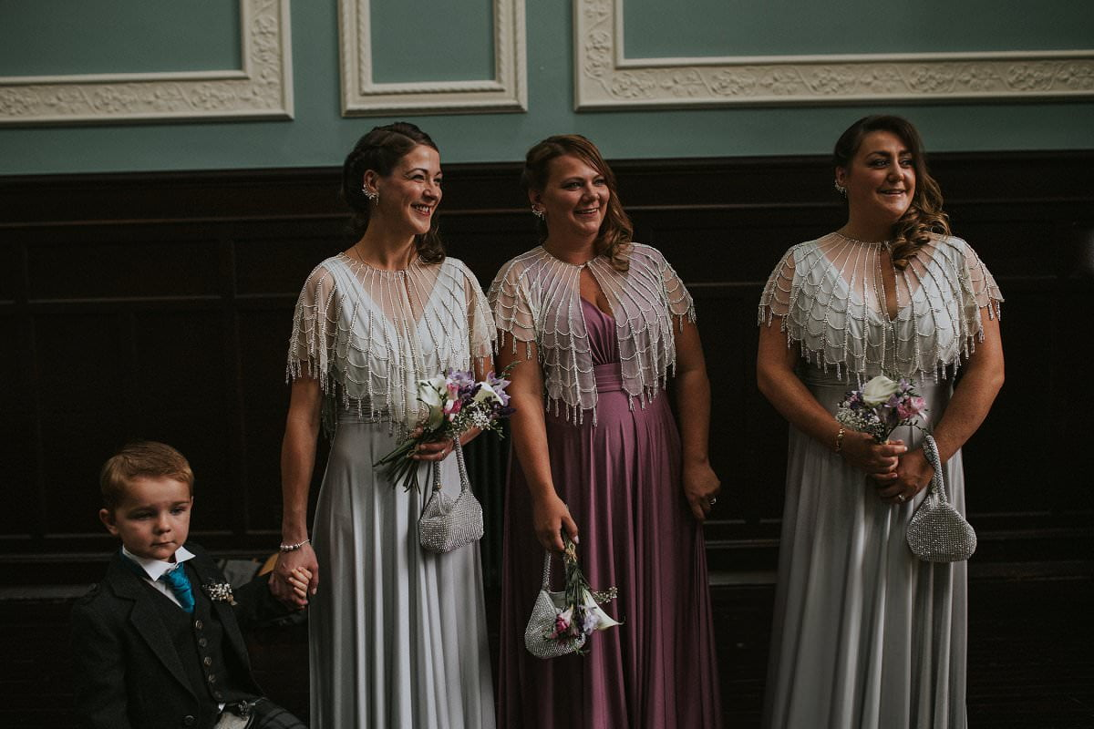 stornoway wedding glam brides