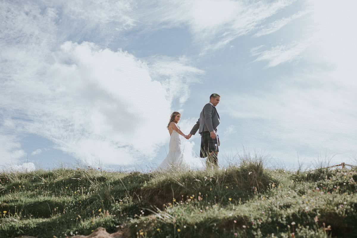 great bernera wedding