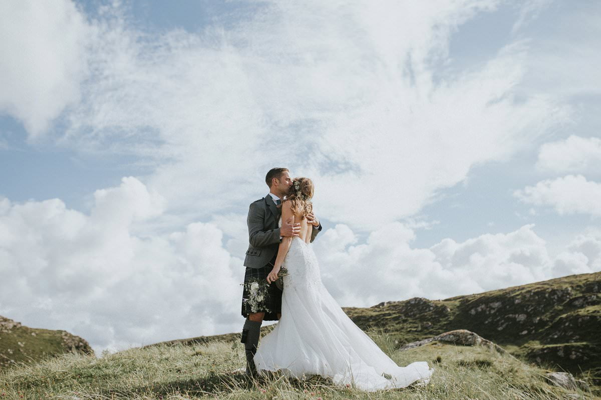 outer hebrides wedding photographer