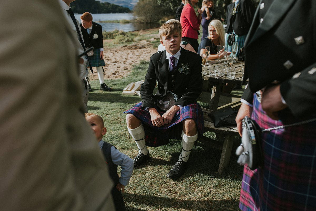 guest kilt wedding scotland