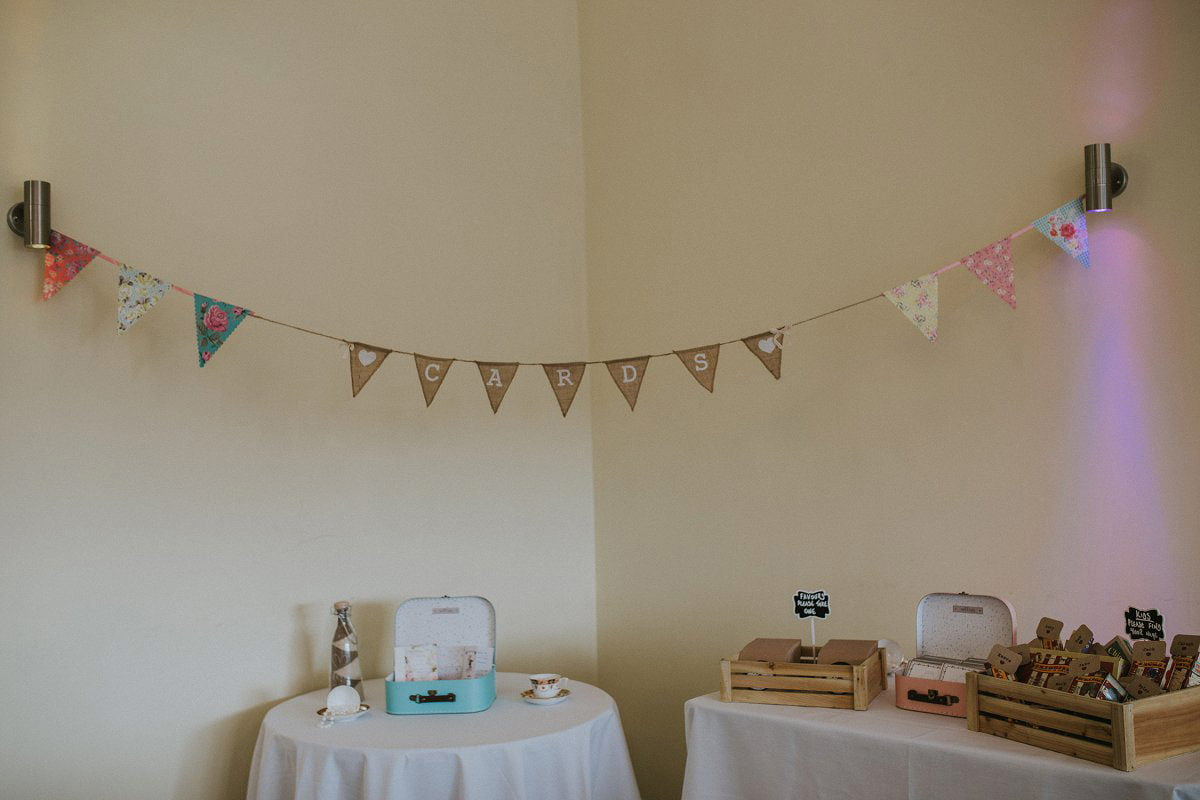 rustic DIY wedding decorations