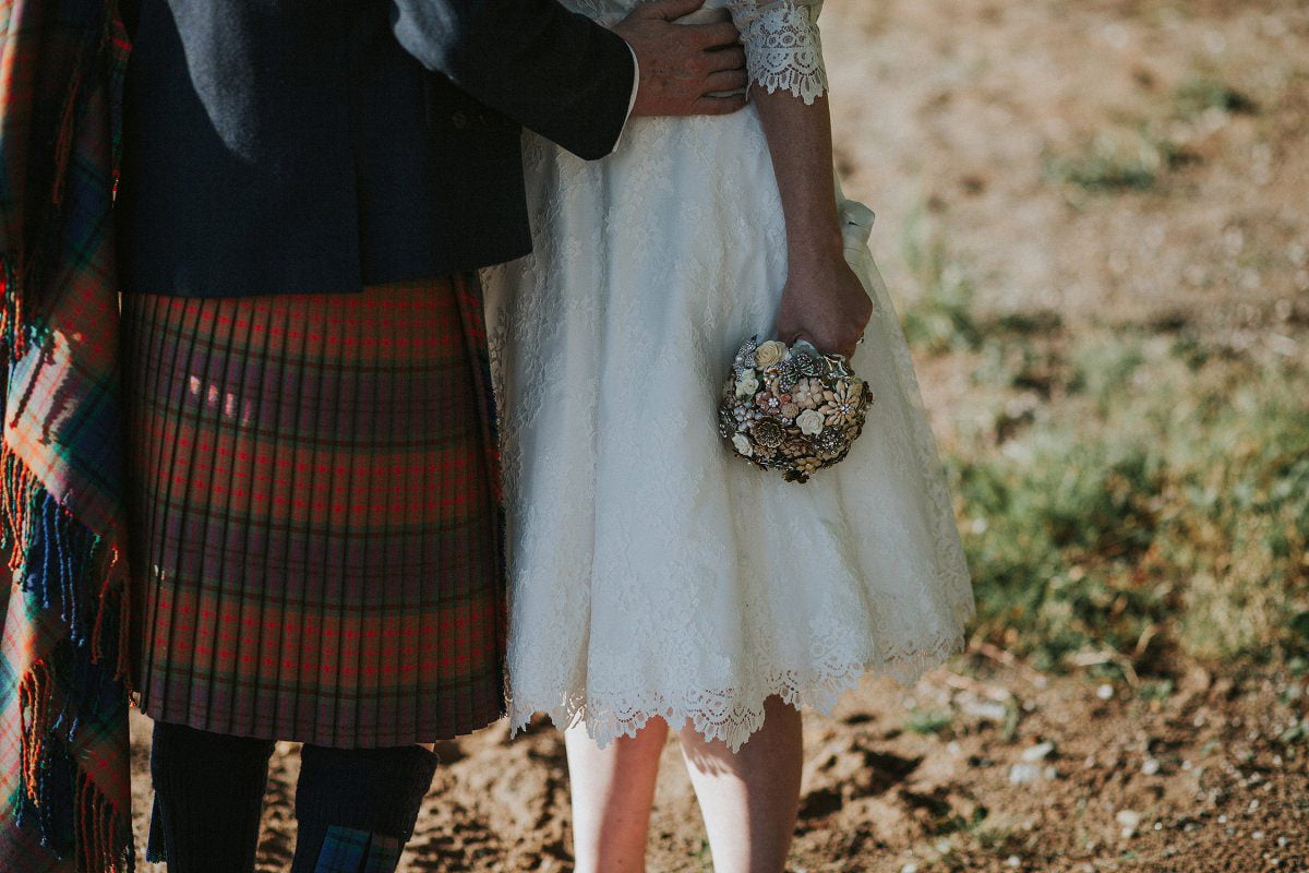 DIY wedding portraits scotland