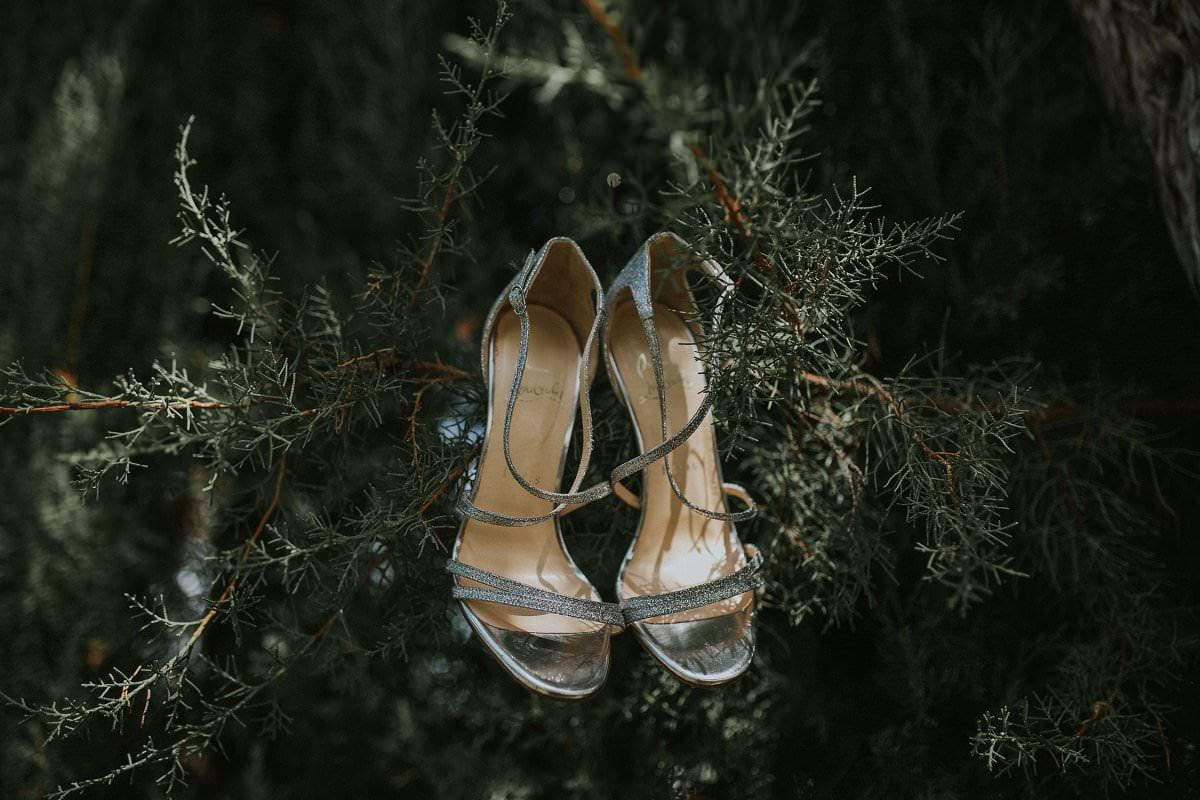 Christian Louboutin Gwynitta wedding bride shoes