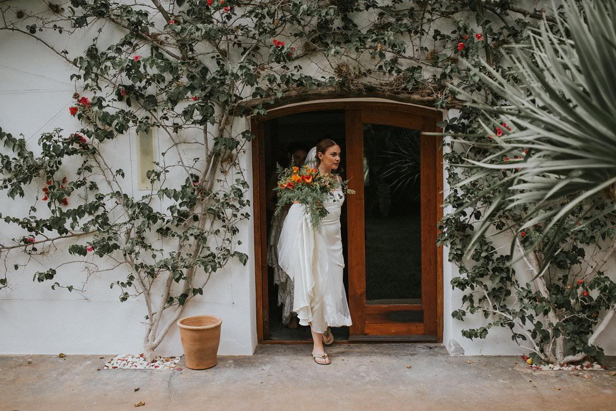 bohemian bride ibiza