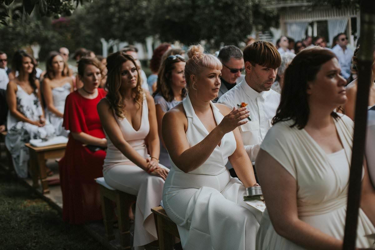 outdoor ceremony destination wedding