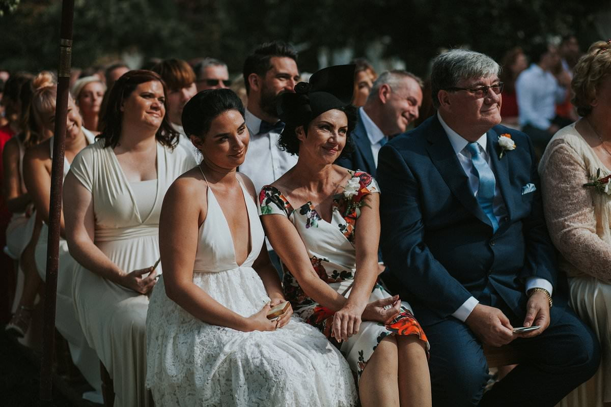 proud mother of the bride