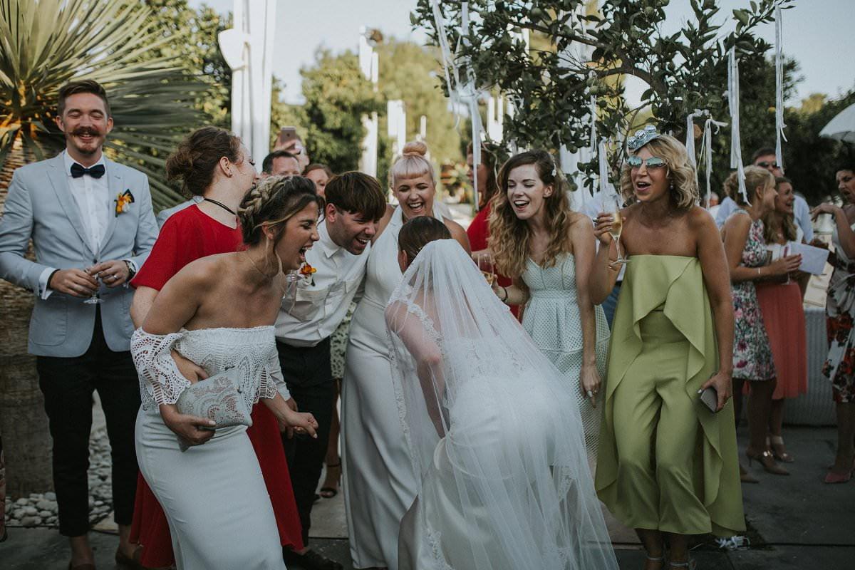 natural boho destination wedding photography