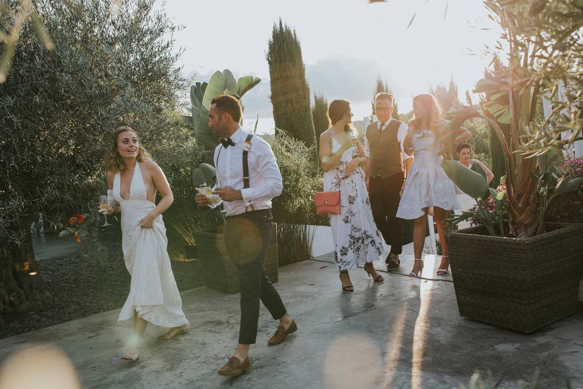 natural destination wedding photo