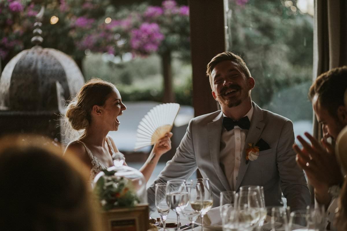 natural destination wedding photos