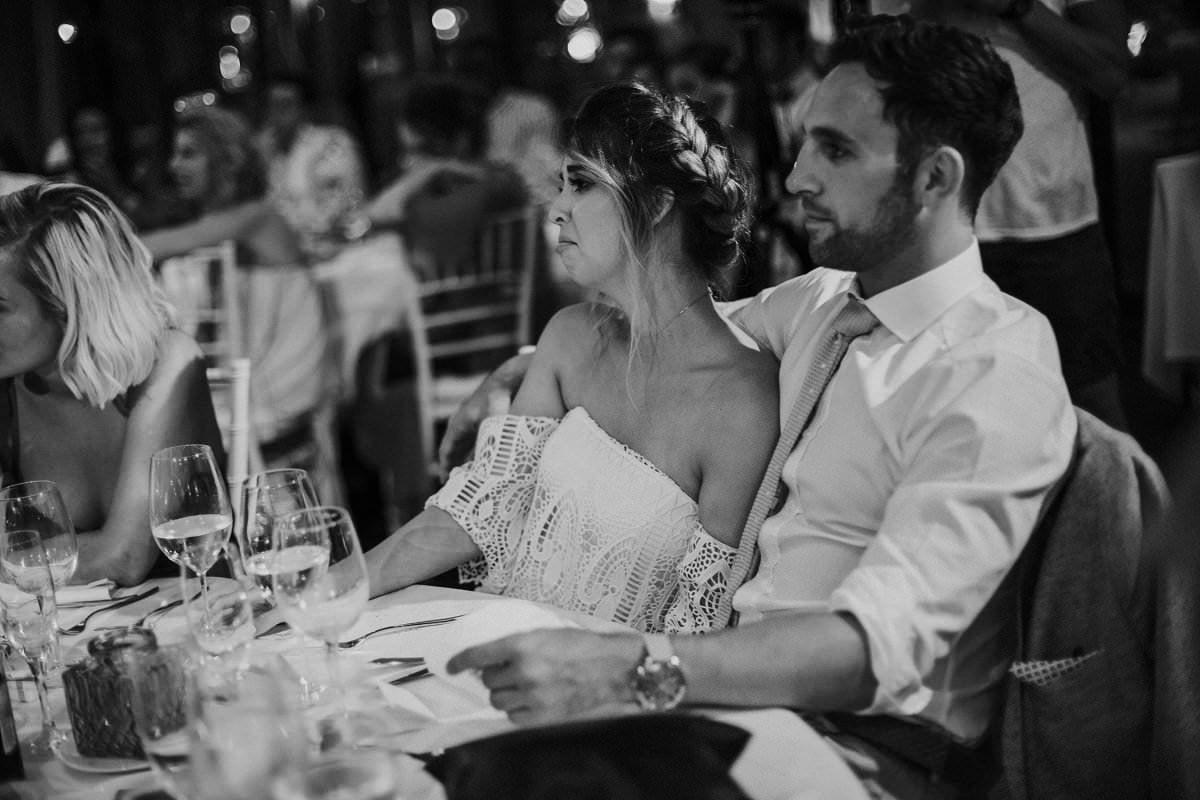 emotional fine art wedding photos