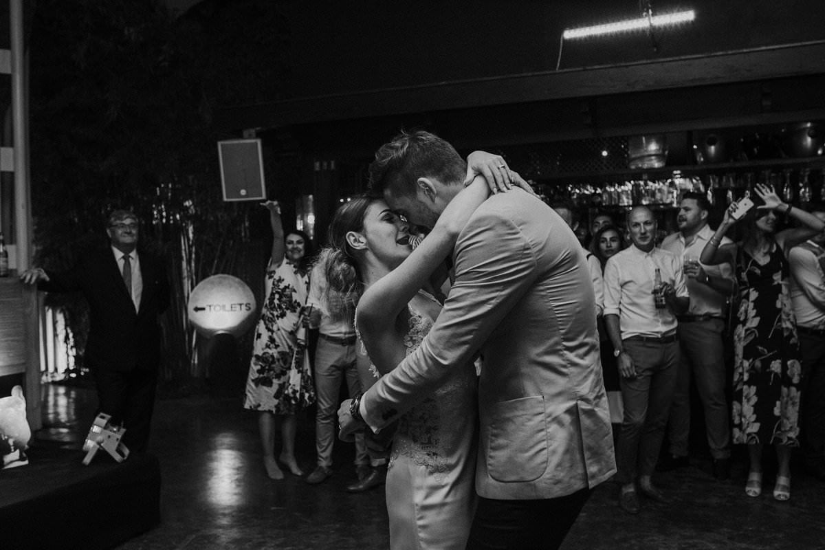 loving first dance
