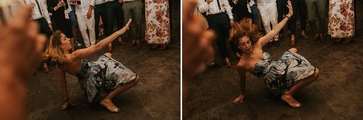 fun wedding dancing photos