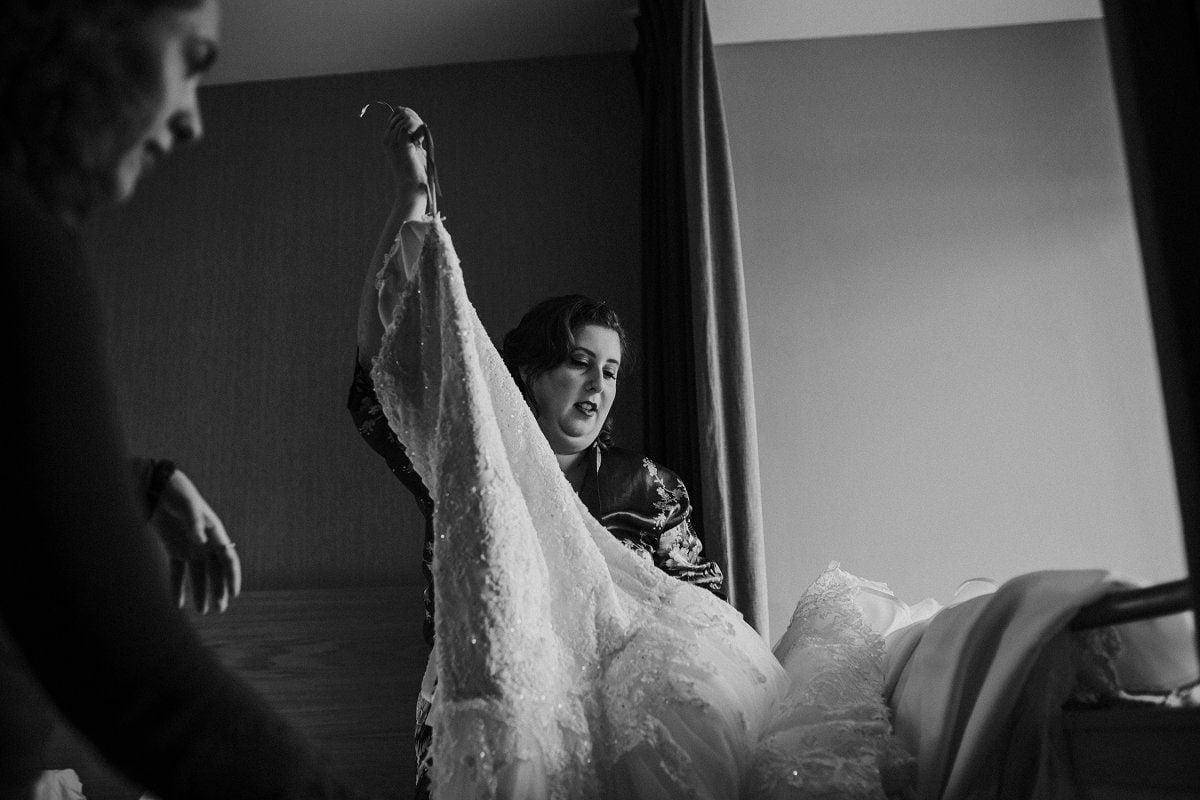 natural wedding photos glasgow