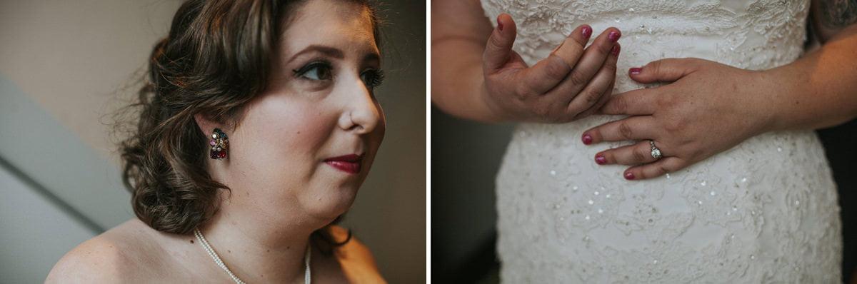 bride getting ready inspiration