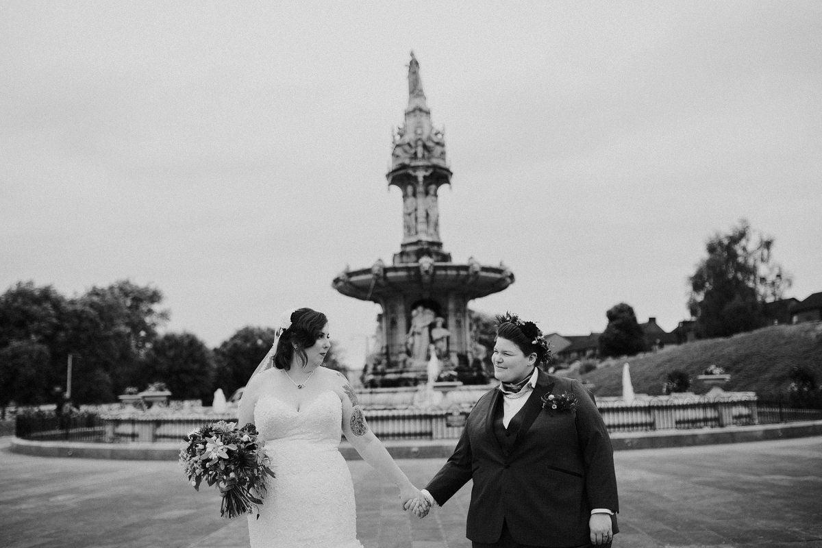 destination wedding photographer glasgow