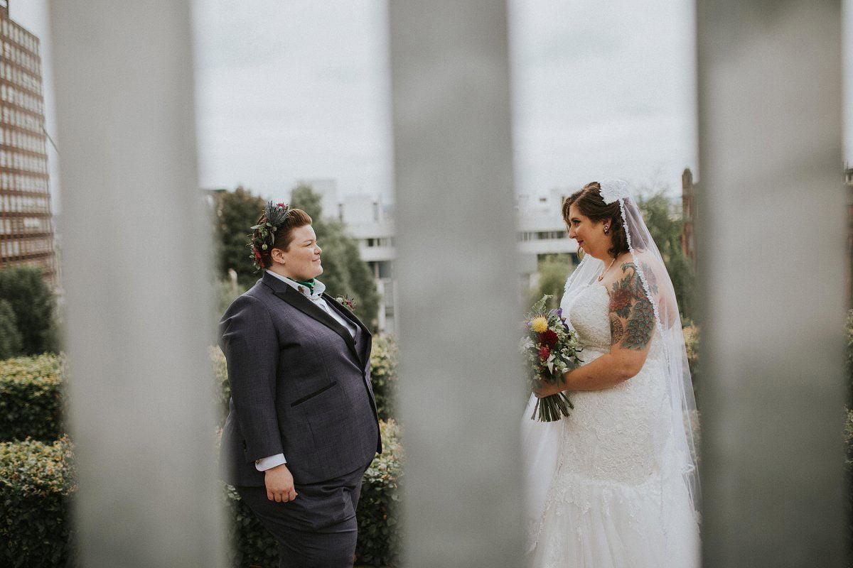 creative wedding photography glasgow