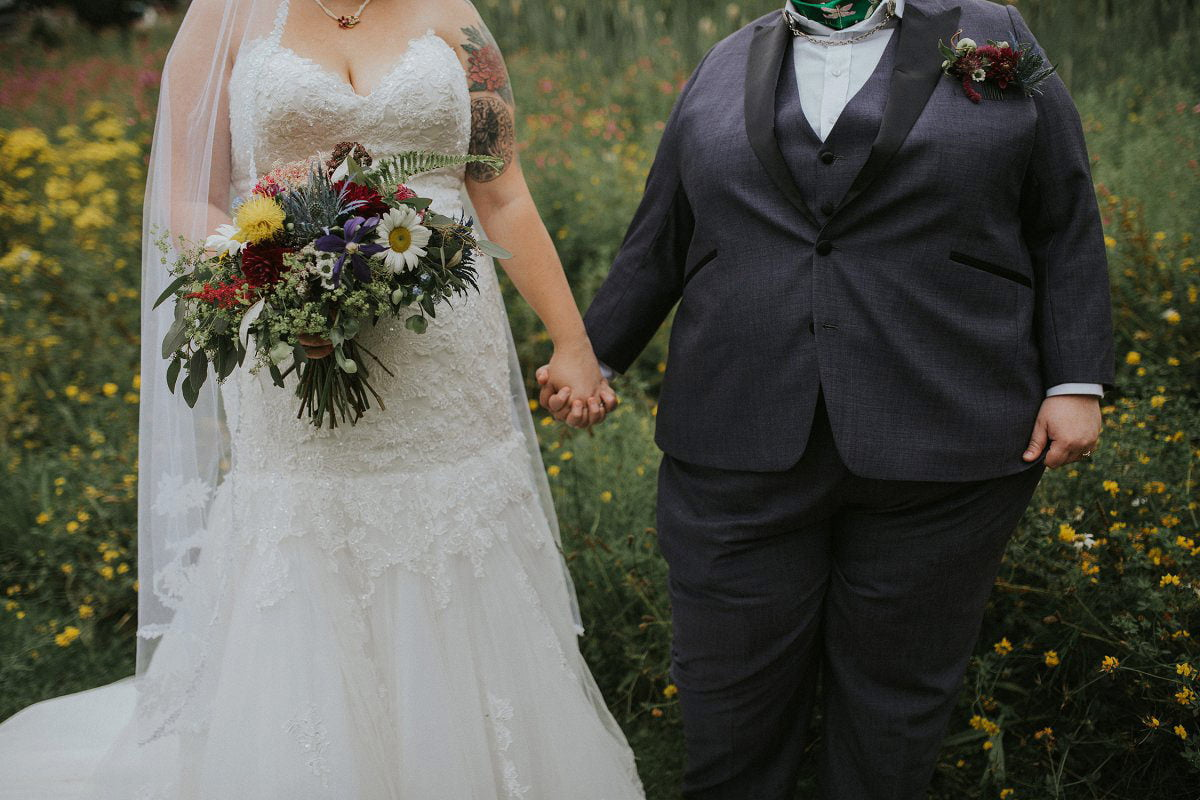 bohemian wedding photography glasgow