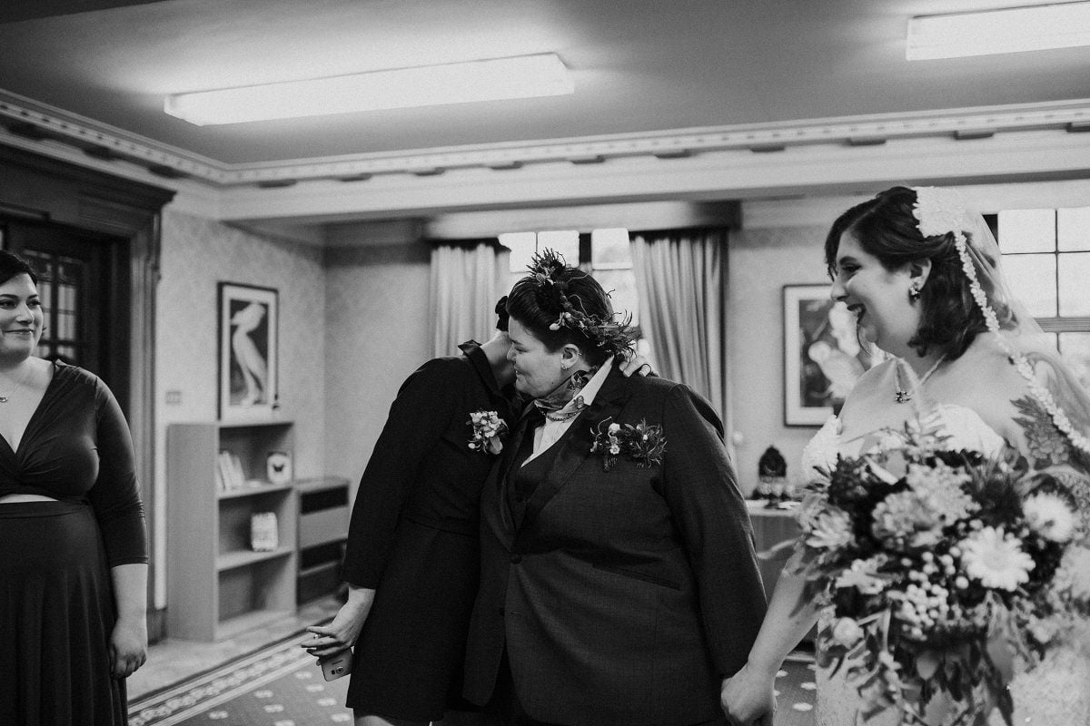 emotional wedding photography glasgow