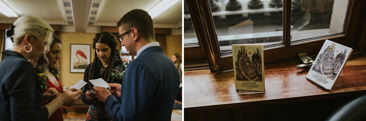 mitchell library wedding scotland