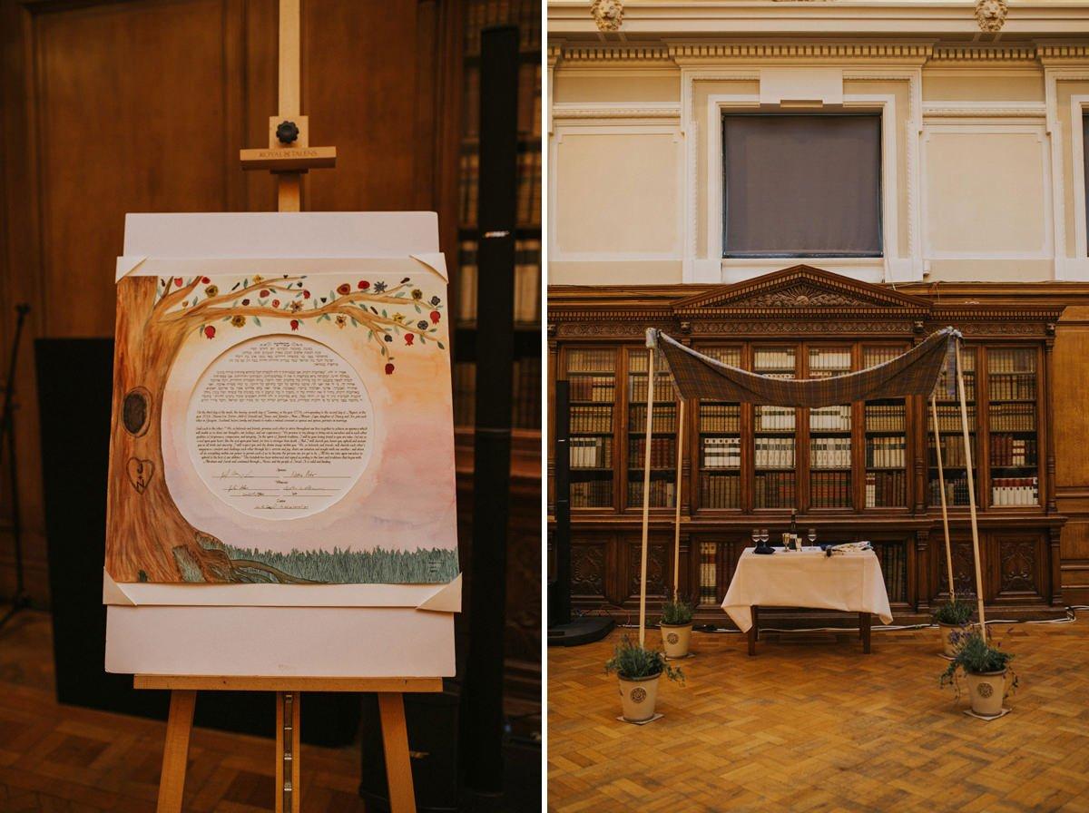 jewish wedding mitchell library