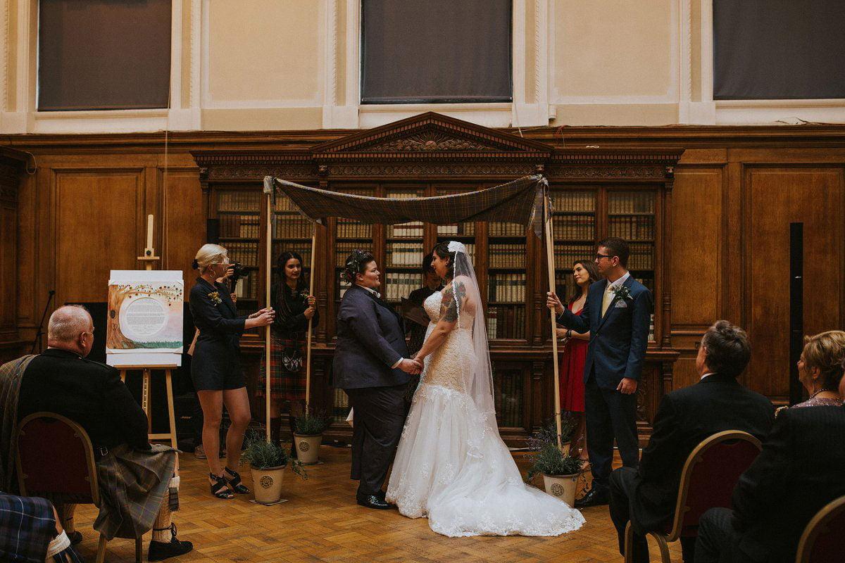 jewish wedding mitchell library glasgow