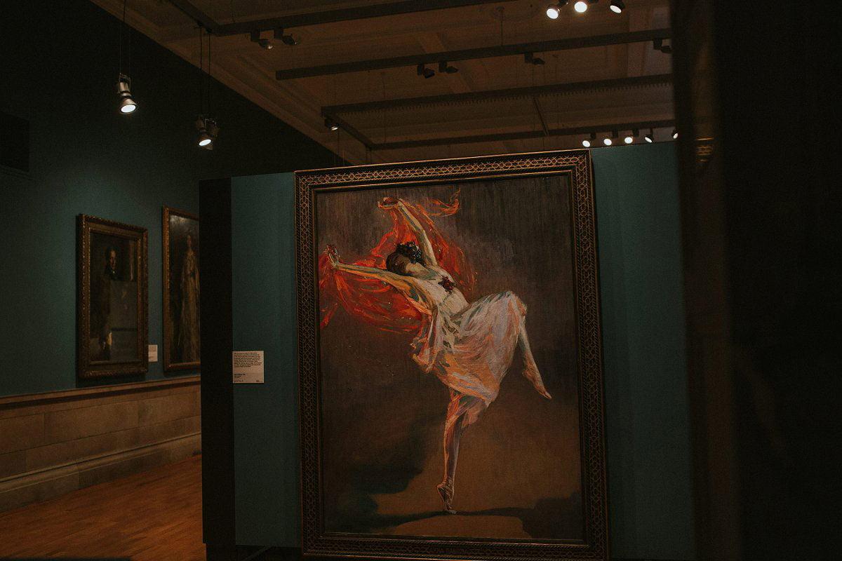 kelvingrove art gallery artwork