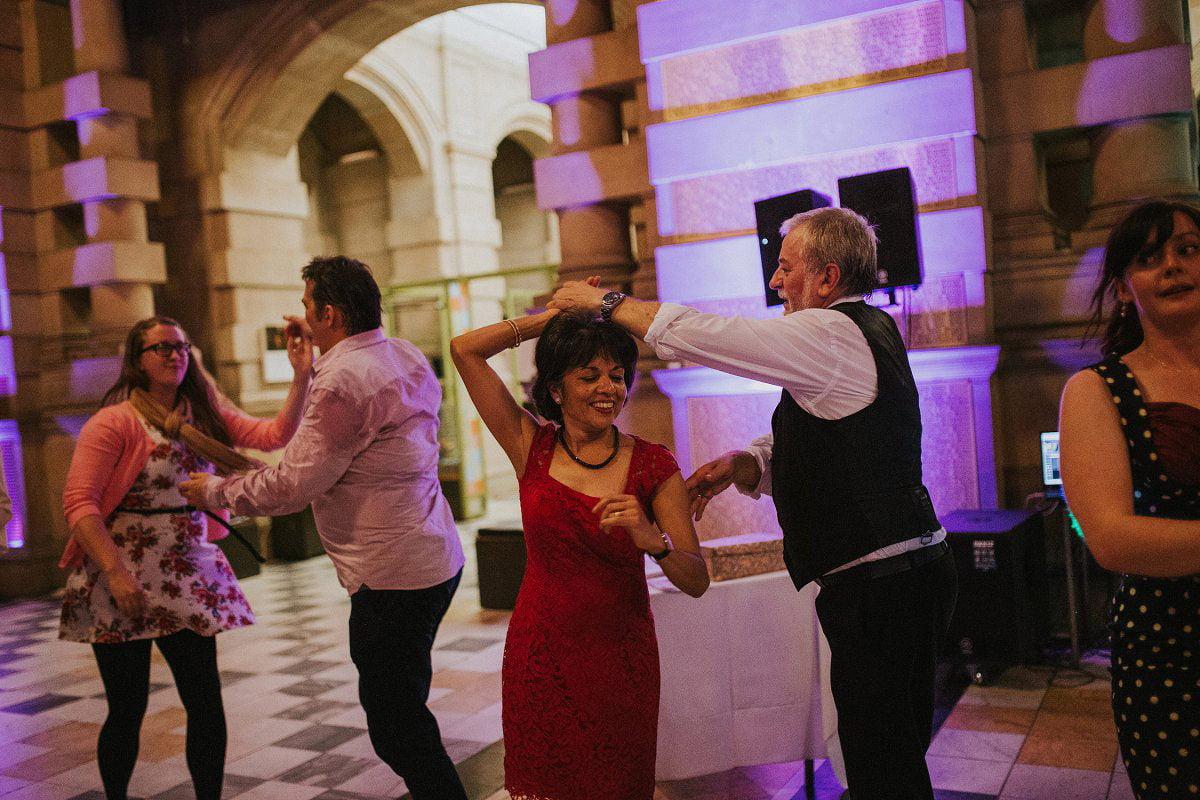 ceilidh dancing wedding