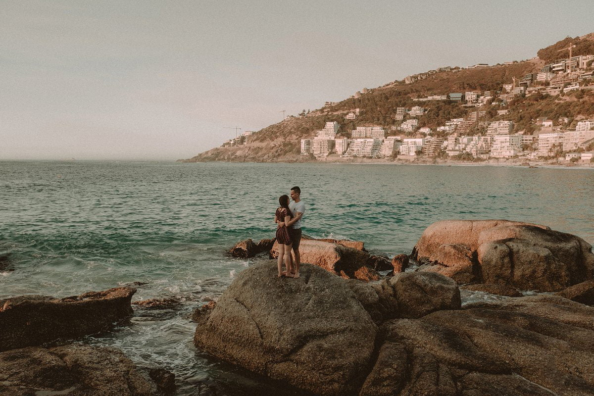 beautiful cape town wedding photography