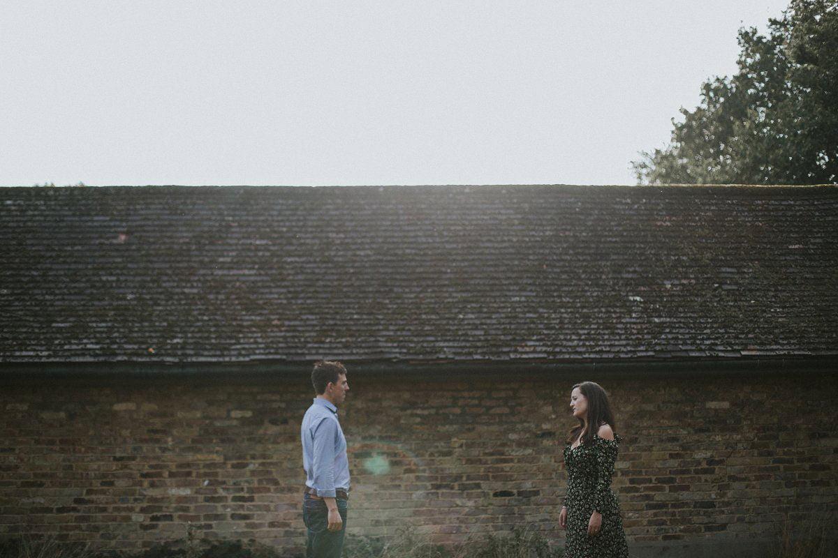 artistic wedding photographer london