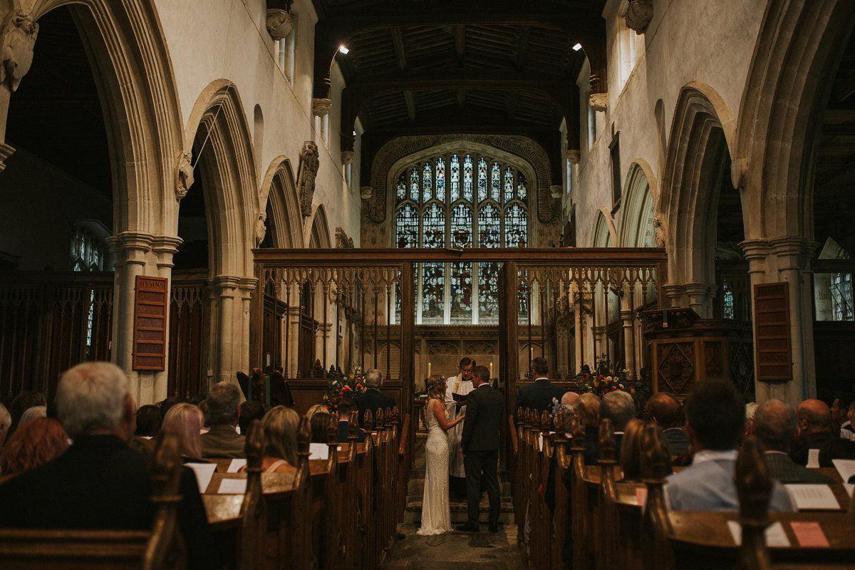 wallingford church  wedding