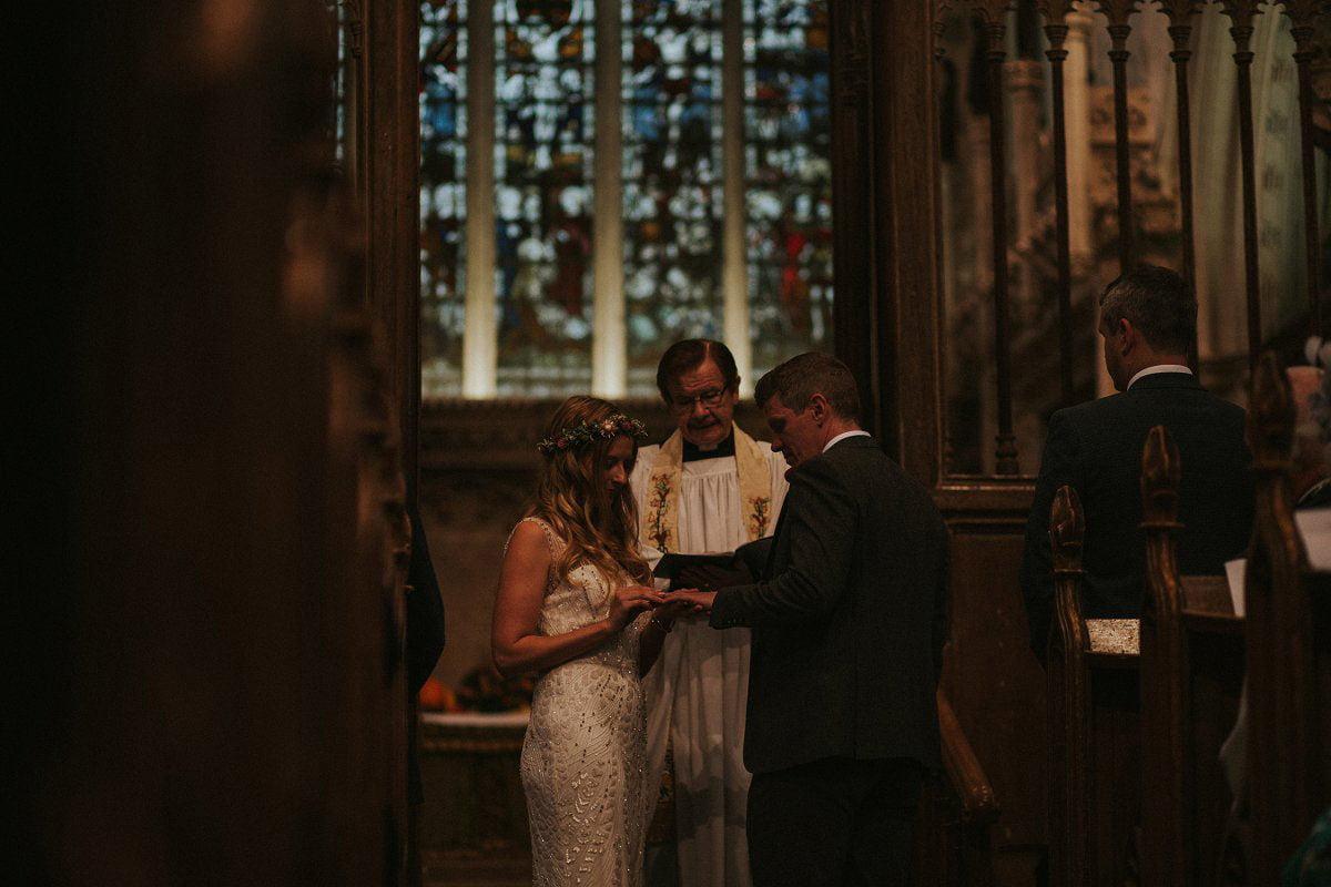 oxfordshire church wedding