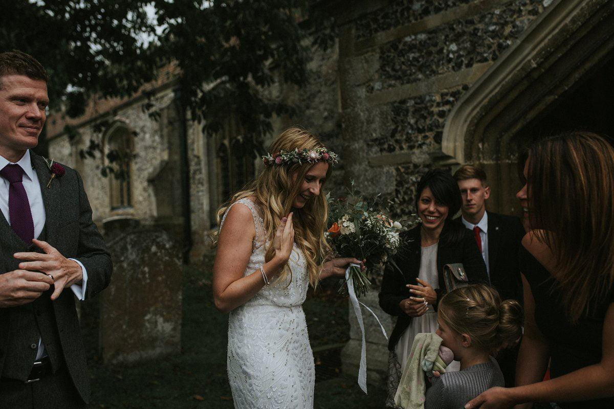 rustic church wedding oxford