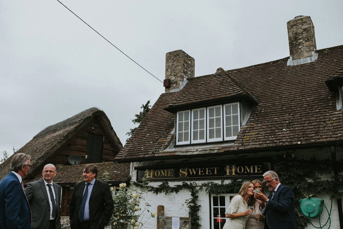 home sweet home oxfordshire wedding