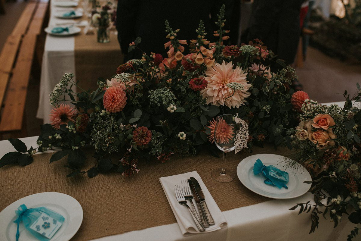 rustic wedding insp
