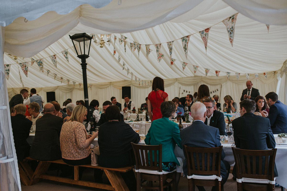 marquee wedding oxford