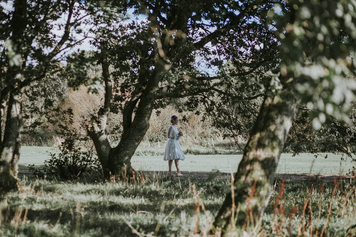 wedding without bridesmaids