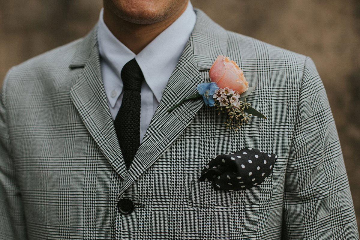 rustic groom style inspiration