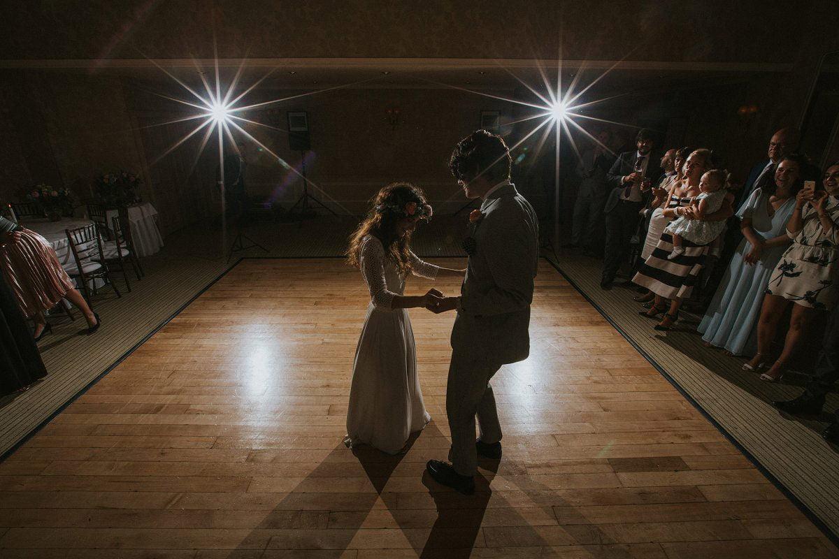 rowton hall first dance