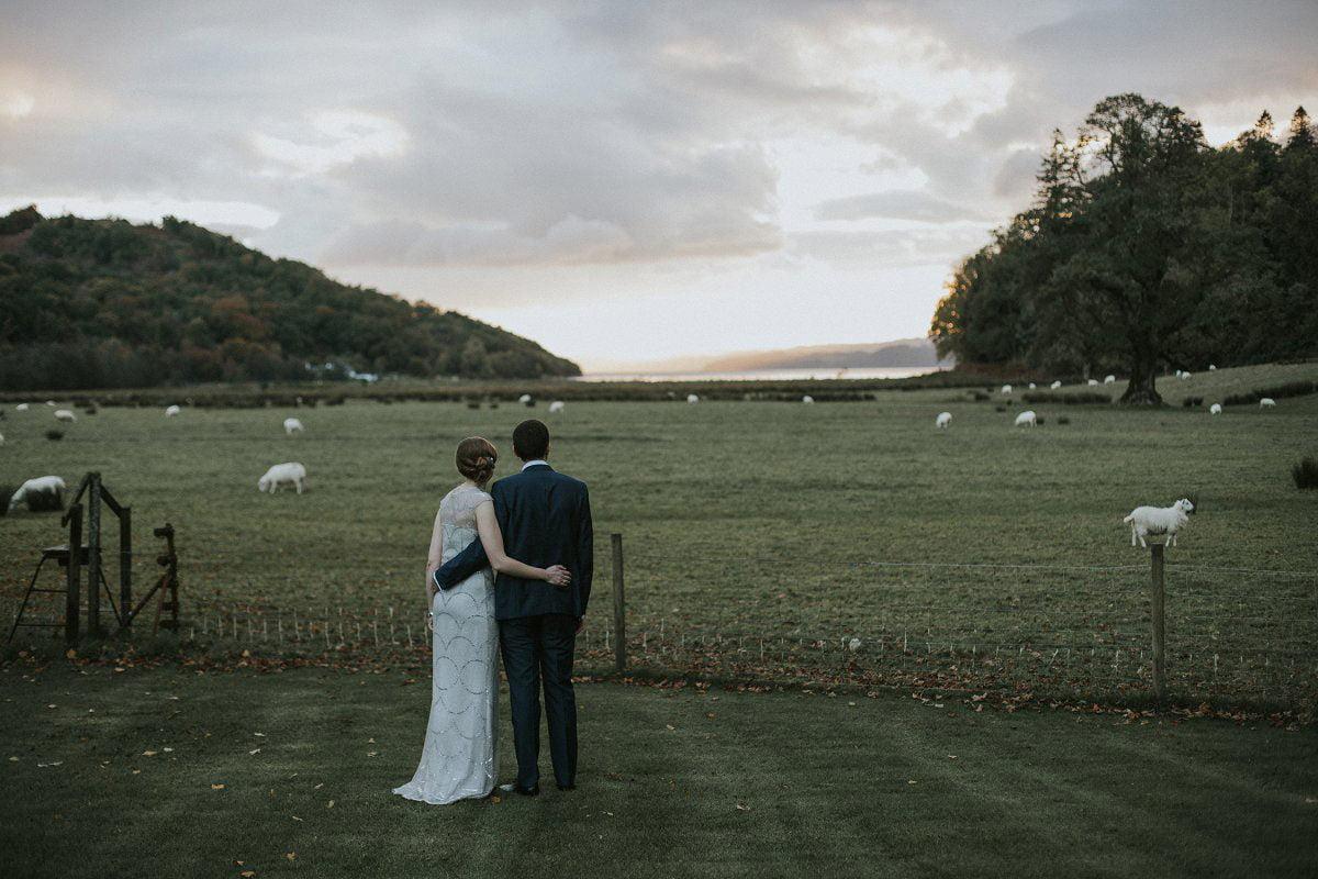 wedding castle lachlan