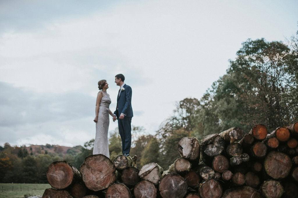 artistic scottish wedding photographer