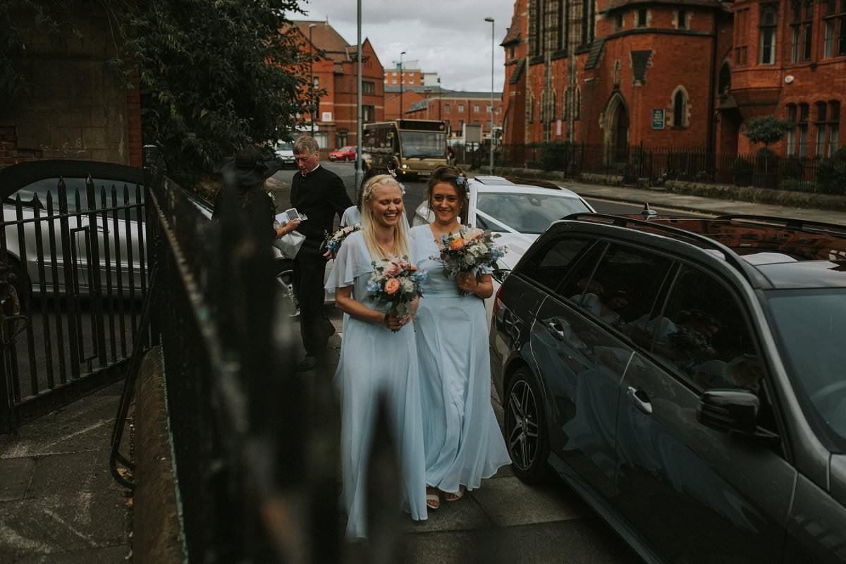 chester wedding photos natural